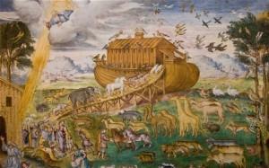 Arca di Noe - Luini
